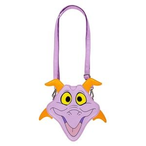 Loungefly Figment Disney Purse Bag  NEW NWOT